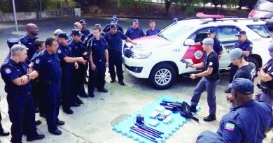 Guarda Civil de Pinda recebe aval para atuar armada a partir de 2019