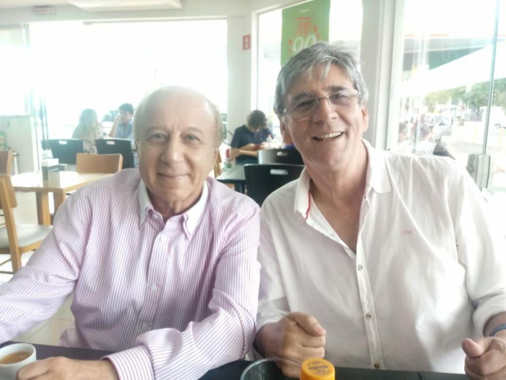 Paulo Neme e Romeiro