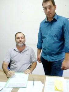 Guilherme e Pedro Paulo