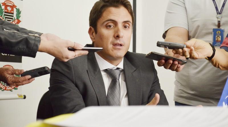 O ex-prefeito de Potim, Edno Felix, o Nenê, que responde processo (Foto: Arquivo Atos)