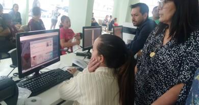 Atendimento no Pronto Socorro, que passa a contar com novo contrato para terceirização do serviço (Foto: Leandro Oliveira)