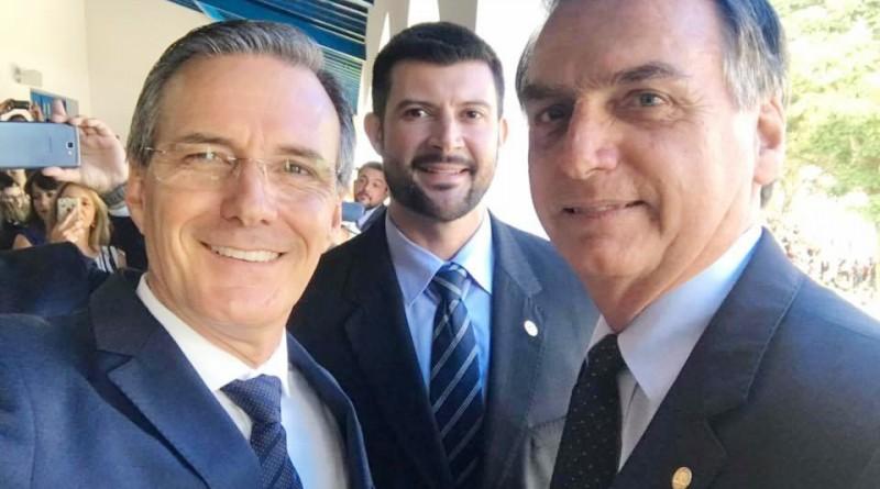Soliva, Celão e Bolsonaro