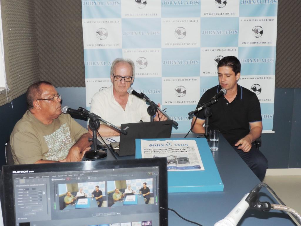 O deputado estadual Antonio Carlos Junior, que intensifica esforços para garantir a incorporação do Hospital Regional na Santa de Lorena como referência na região