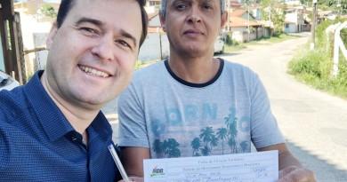 Argus Ranieri e Ferri da Rocinha