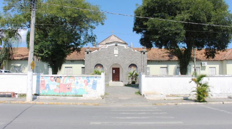 O Lar Monsenhor Filippo, onde escola de tempo integral prioriza crianças em risco de vulnerabilidade social  (Foto: Juliana Aguilera)