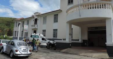 O hospital de Piquete, que recebe a demanda de toda cidade; aporte financeiro de R$ 380 mil promete reforçar atendimento da rede pública (Foto: Arquivo Atos)