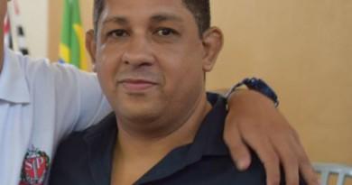 O presidente da Câmara de Potim, que anunciou reforma e cortes (Foto: Reprodução PMP)