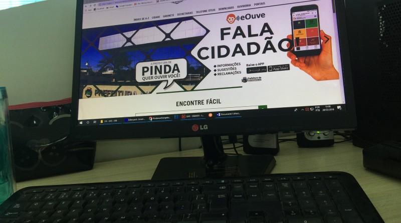 Aplicativo promete facilitar acesso da população à ouvidoria (Foto: Francisco Assis).