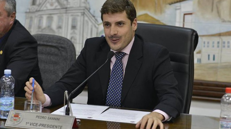 Pedro Sannini 8
