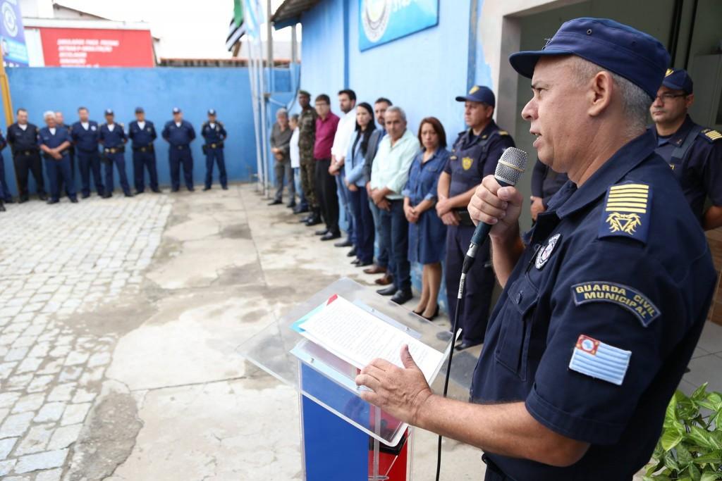 Guarda Municipal de Cruzeiro (Foto:Reprodução PMC).