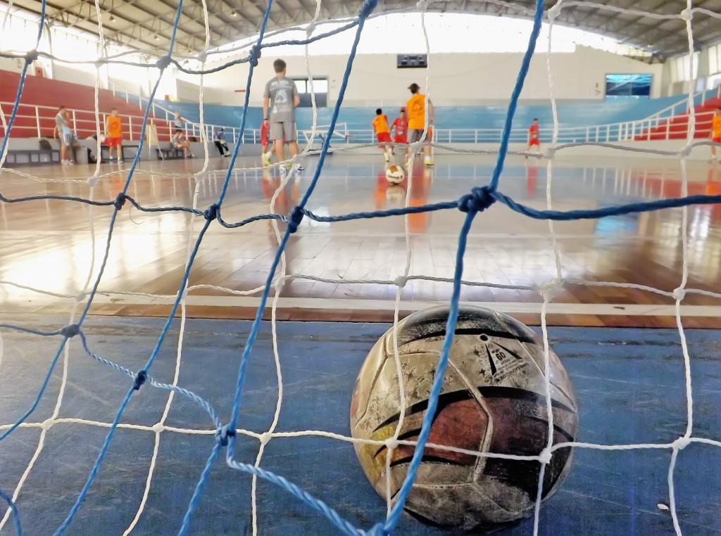 Ginásio do Itaguará recebe partida após incógnita sobre manda de jogos (Foto: Arquivo Atos)