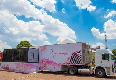 Carreta da mamografia chega em Ubatuba na próxima semana