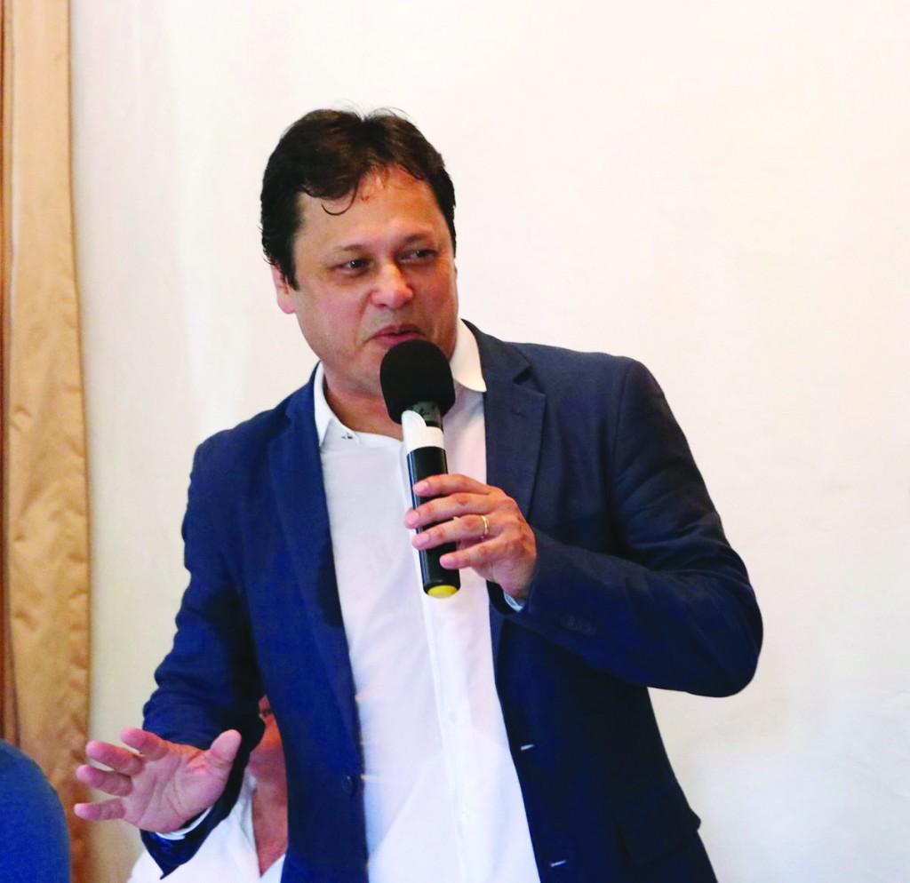 Prefeito Délcio Sato espera arrecadar R$12 milhões com a implantação do REFIS(Foto: Reprodução PMU)