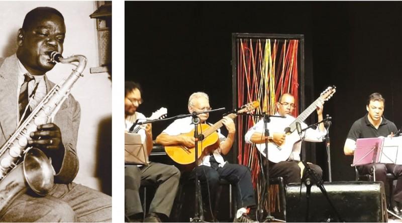 Ícone da música brasileira, Pixinguinha é o homenageado de festival do choro em Guaratinguetá; evento tem apresentação de grupo de Taubaté (Foto: Reprodução)