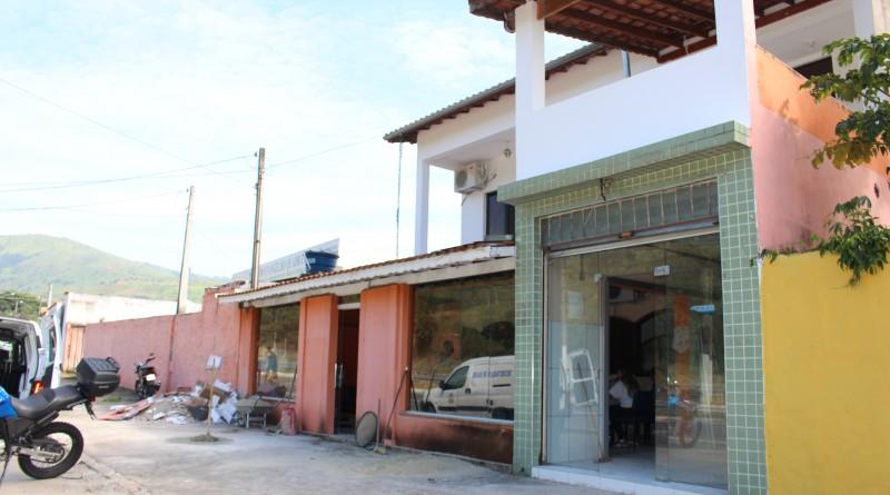 Posto de saúde é instalado no Itaguaçu para reforçar atendimento na rede de Aaparecida. (Foto: Juliana Aguilera)