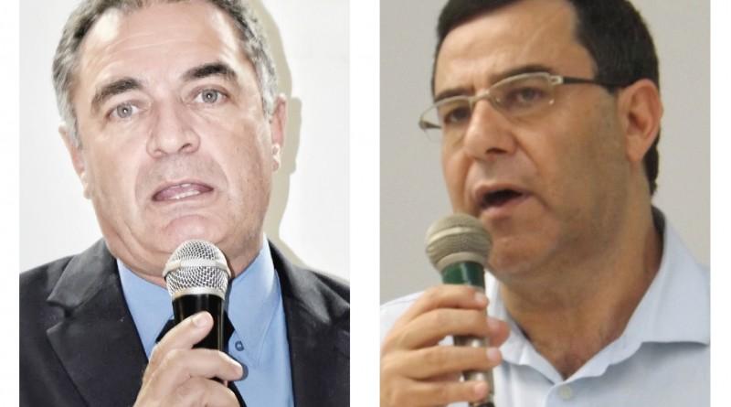 Marcio Siqueira e Ernaldo Marcondes