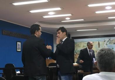 Justiça suspende comissão que investiga embriaguez ao volante de Pedro Sannini