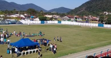 Apoio federal garante mais de R$ 3,5 milhões para reforma de estádio municipal de Ubatuba