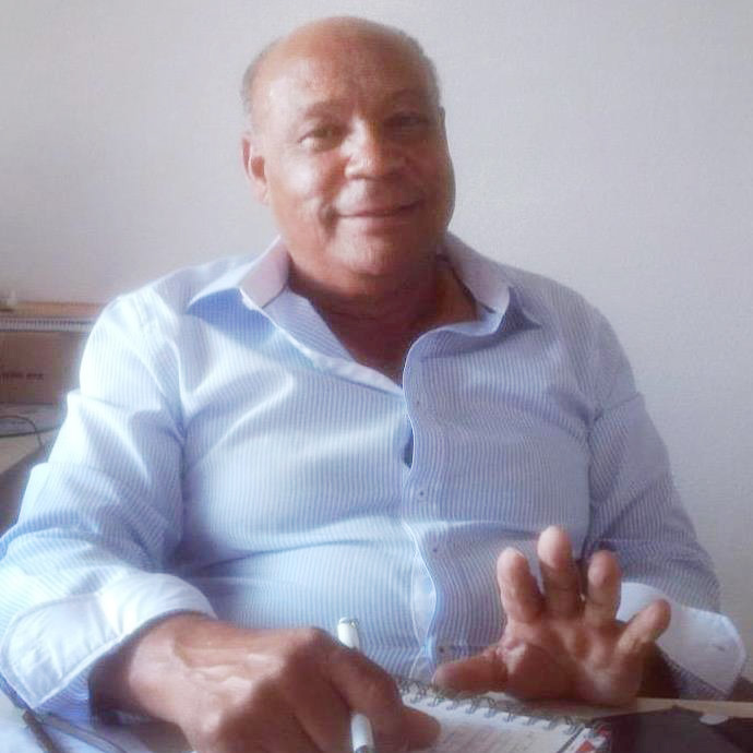 O presidente do Sindicato dos Servidores de Pinda, Daniel Ramos, que tem cargo em risco (Foto: Reprodução)