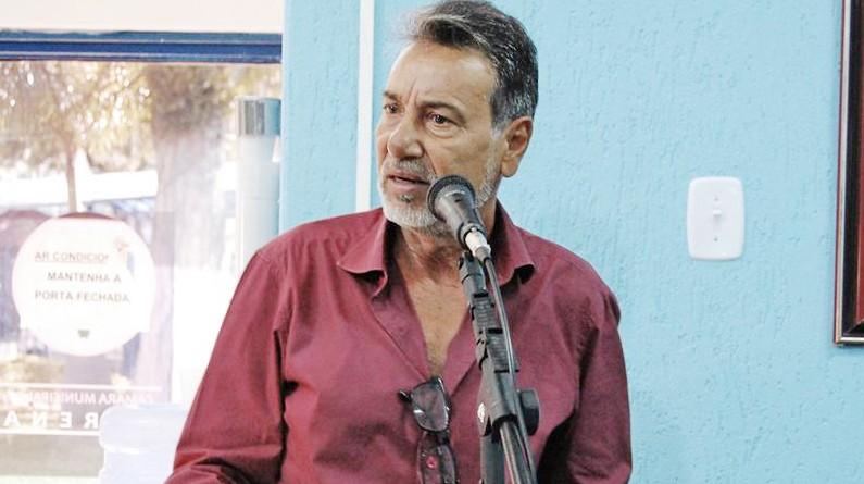 Adevaldir Ramos que se livrou de denúncia em Lorena (Foto: Divulgação CML)