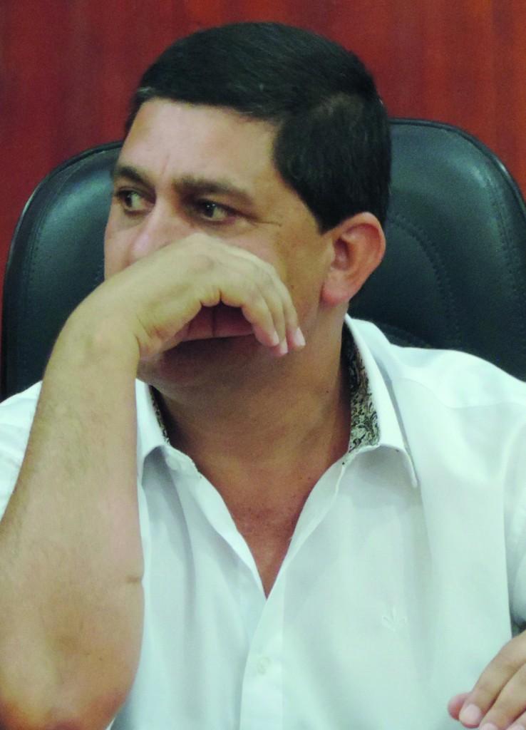 Edson Mota, livre de investigação sobre recebimento em Cachoeira (Foto: Arquivo Atos)
