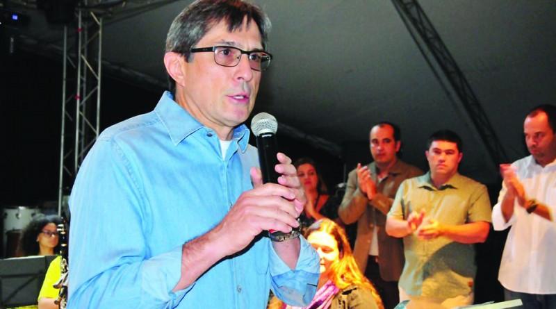 Prefeito Fabio Marcondes pretende demitir 90 comissionados até o fim de agosto (Foto: Reprodução PML)