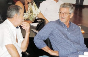 Felipe Cesar e Jânio Lerário