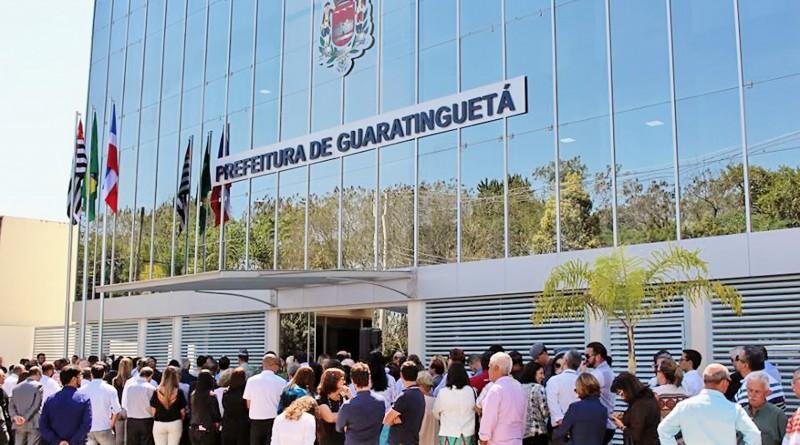 A Prefeitura de Guaratinguetá que lançou edital com 252 vagas; inscrições seguem até 16 de setembro (Foto: Arquivo Atos)