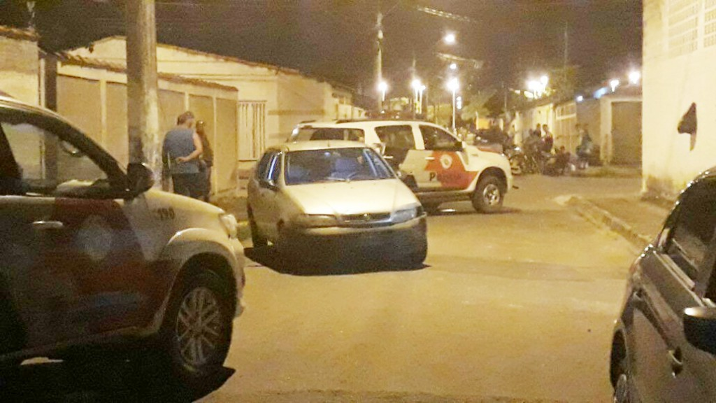 Operação da Polícia Militar faz prisões e apreensões na madrugada; trabalho desmantelou quadrilha (Foto: Divulgação PM)
