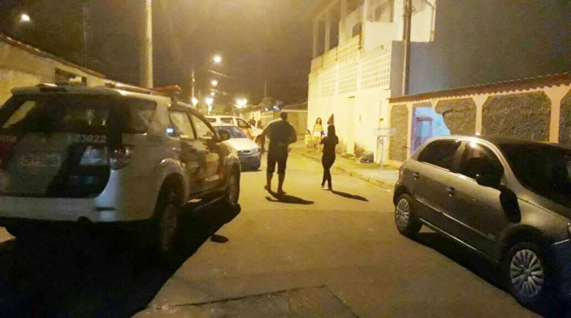 Operação da Polícia Militar em combate ao tráfico de drogas na região; homicídios seguem alavancando índices da criminalidade na RMVale (Foto: Divulgação)