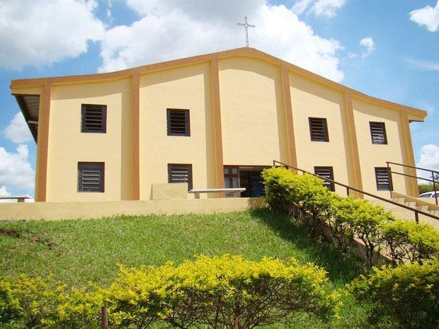 O Santuário de Frei Galvão, um dos mais novos e principais pontos do turismo religiosos na RMVale (Foto: Reprodução)