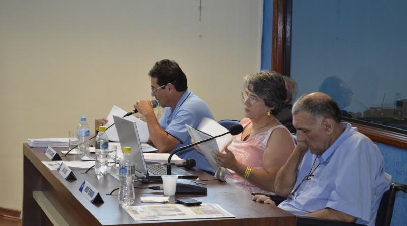Vereadores de Aparecida que devem discutir novamente a obrigatoriedade de ensino superior para cargos comissionados (Foto: Arquivo Atos)