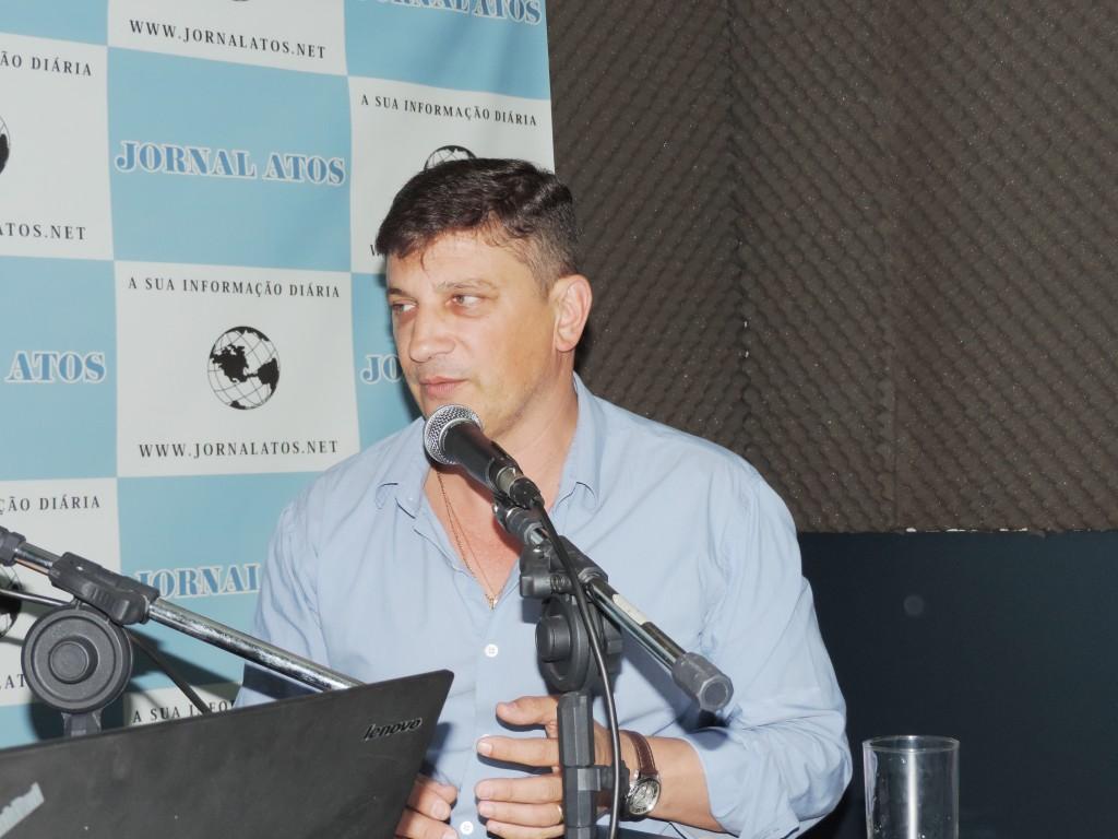 Isael Domingues, que está no alvo de mais uma CEI, agora para averiguar denúncias do concurso público (Foto: Rafaela Lourenço)