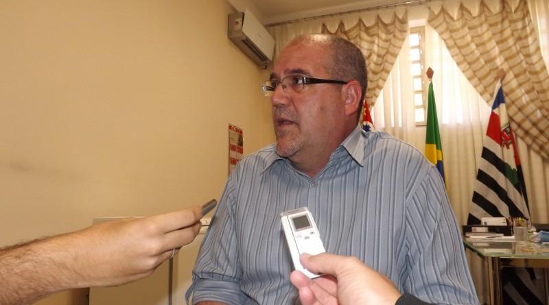 O ex-prefeito de Cachoeira, João Luiz; três rejeições em quatro contas (Foto: Arquivo Atos)