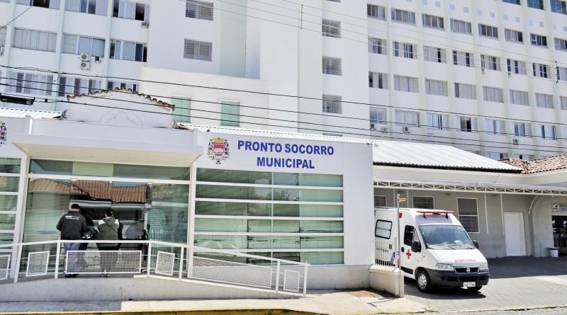 O hospital Frei Galvão