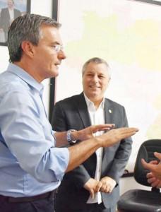Marcus Soliva e João Pita
