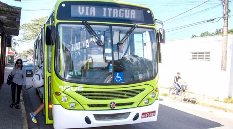 Transporte Coletivo de Ubatuba recebem 13% de aumento; novo valor entra em vigor na próxima semana (Foto:    Reprodução PMU)