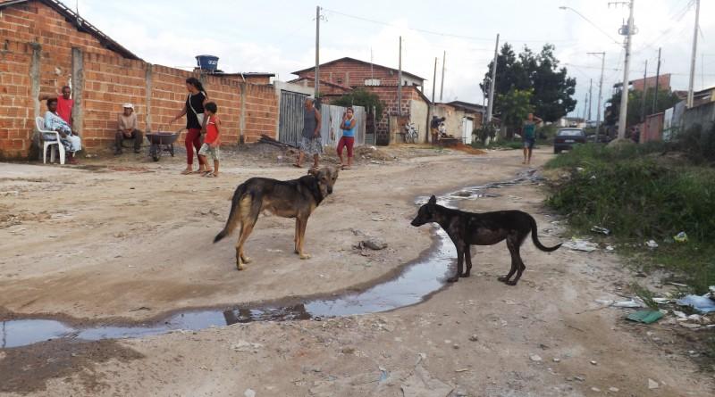 Área invadida no Parque das Rodovias em Lorena; cidade será uma das mais beneficiadas com o programa Cidade Legal (Foto: Arquivo Atos)