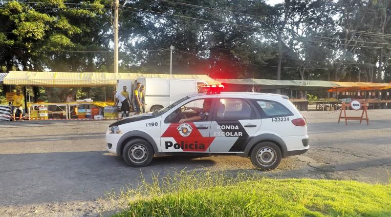 Polícia Militar apreende drogas no Vale do Paraíba e Litoral Norte (Foto: Arquivo Atos)