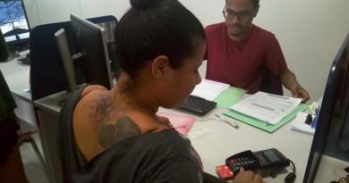 Contribuinte busca setor tributário para acertar impostos; serviços ganham novas modalidades para pagamento (Foto: Divulgação PMU)
