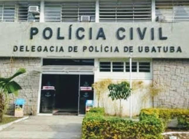 A Polícia Civil investiga caso de assassinato em Ubatuba; suspeitos, pai e filha sem foragidos (Foto: Reprodução)