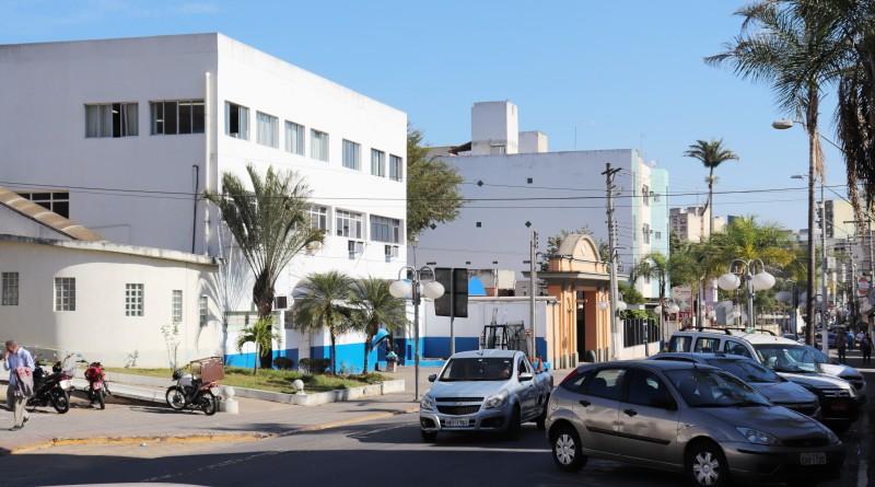 O Pronto Atendimento de Aparecida, uma das unidades fiscalizadas pelo TCE; vistoria apontou falta de médico (Foto: Marcelo A. dos Santos)
