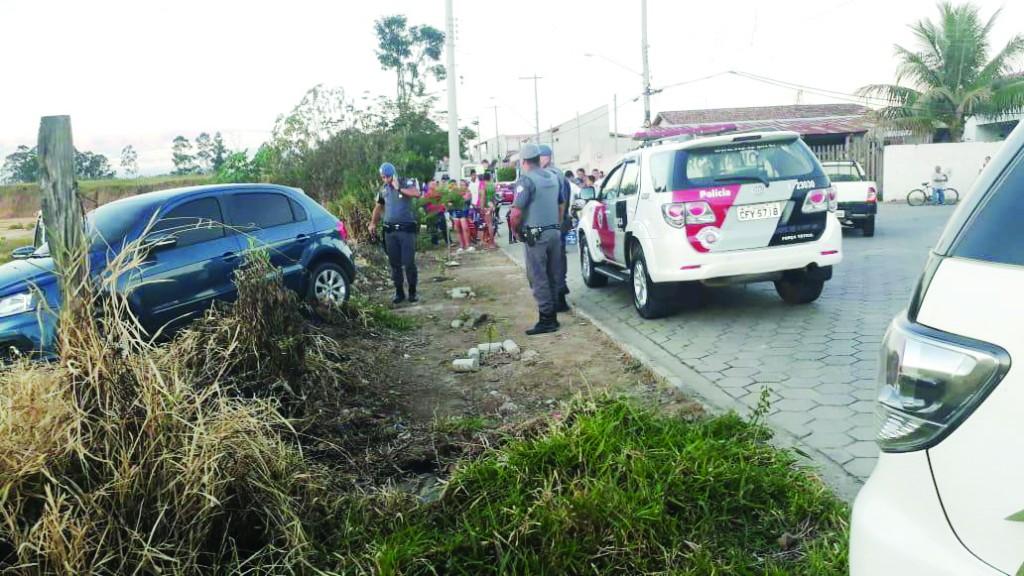 Operação policial no Novo Horizonte; novo sistema tenta apliar segurança com acesso a Guarda Municipal (Foto: Arquivo Atos)