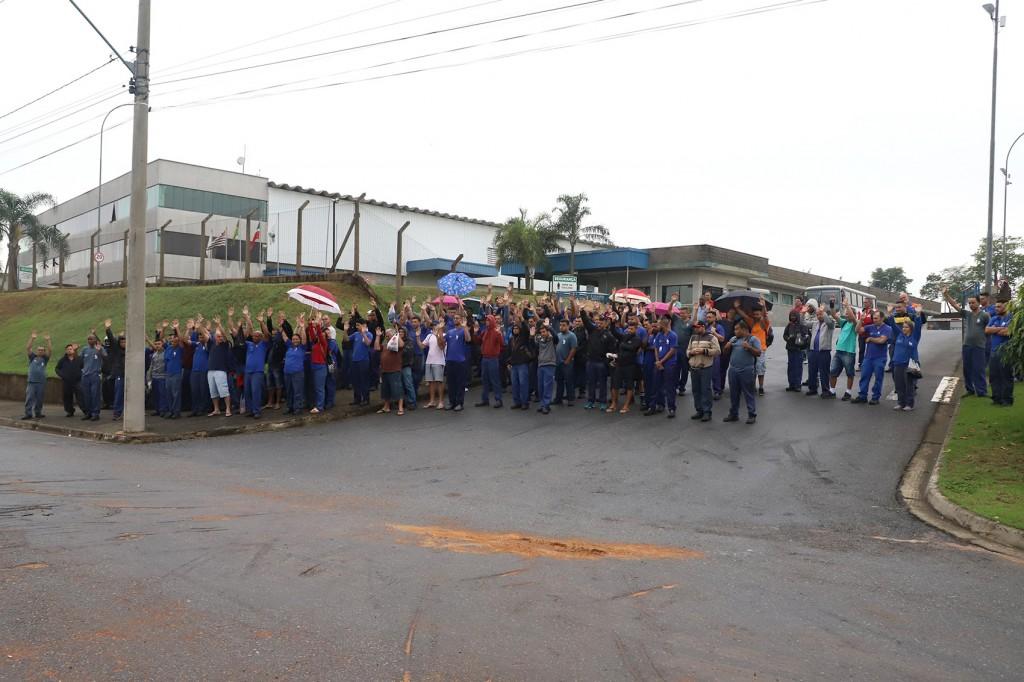 Funcionários da Bundy (Foto: Divulgação SMP)