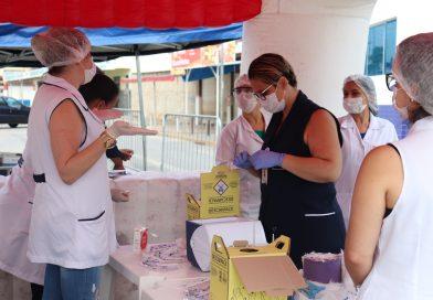 Cidades da região seguem com a primeira fase de vacinação contra gripe