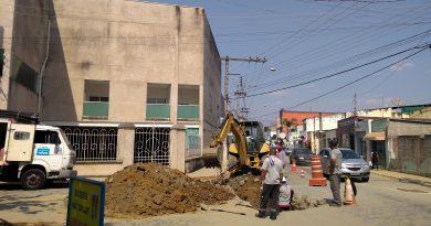 """Com acusação de """"abandono pelo Estado"""", obras de infraestrutura têm 85% de serviços concluídos em Lorena"""