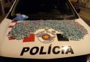 Mãe é presa por usar filhos para traficar cocaína em Lorena