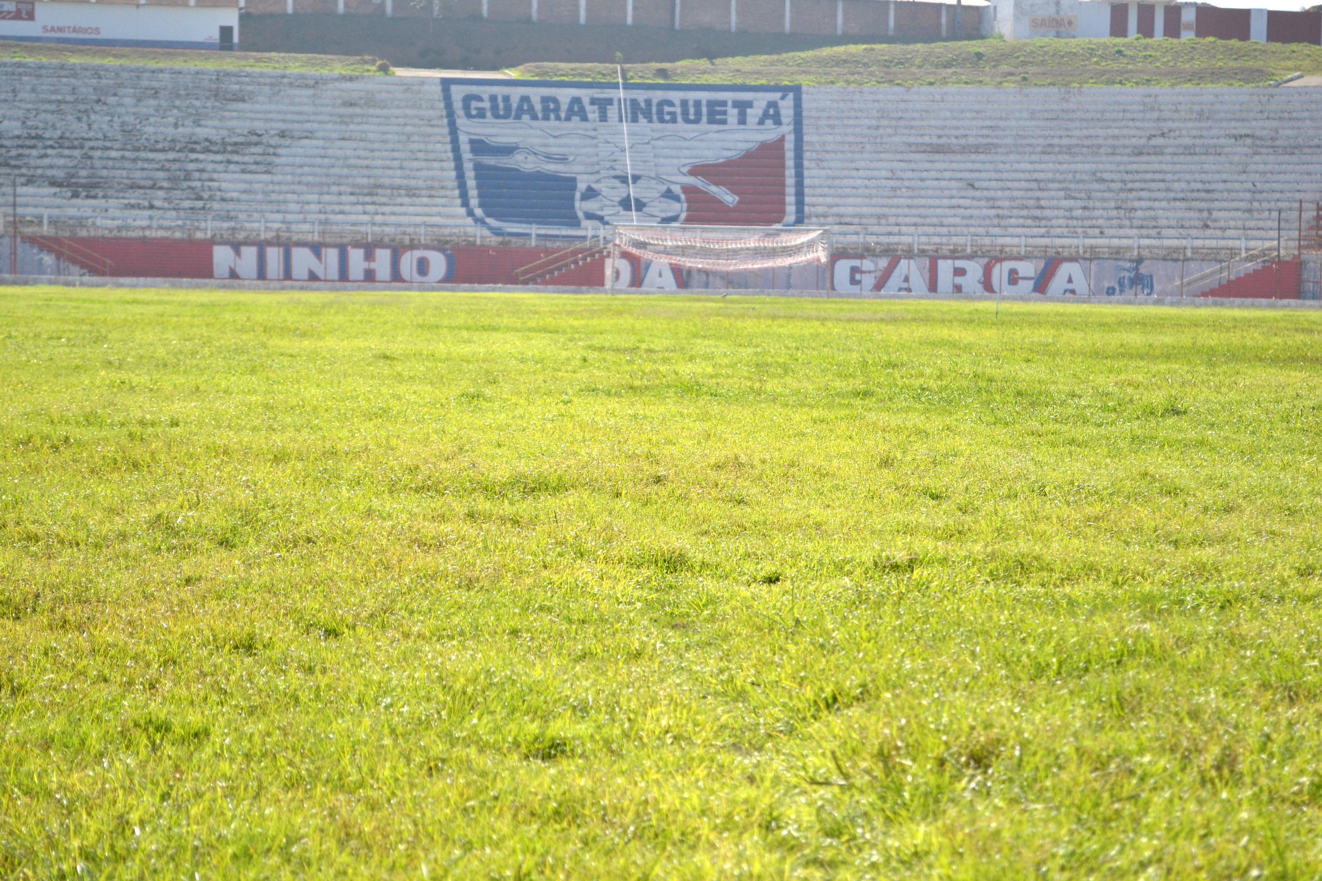 Palco de gols e acessos do Tricolor do Vale, DArio não assiste mais a Garça em campo; guerra judicial (Arquivo Atos)