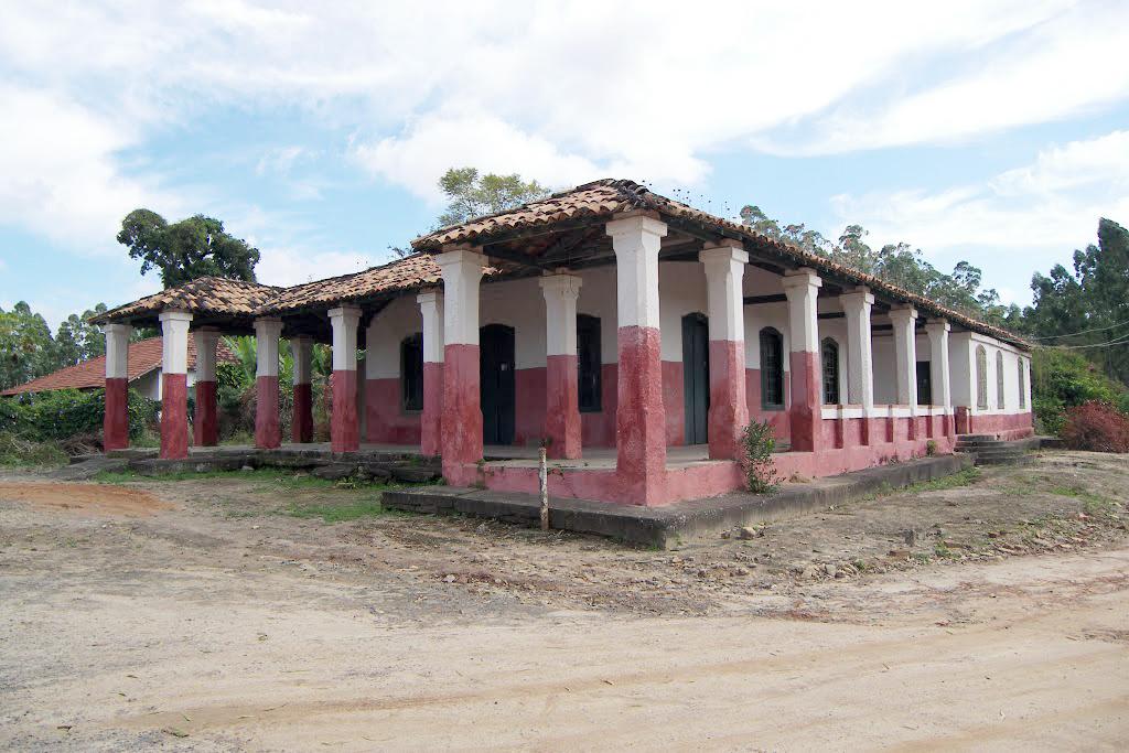 /a casa principal da Fazenda do Coruputuba, que se tornará patrimônio histórico após aprovação do Conselho Municipal de Patrimônio Histórico, Cultural, Ambiental e Arquitetônico (Da Assessoria)