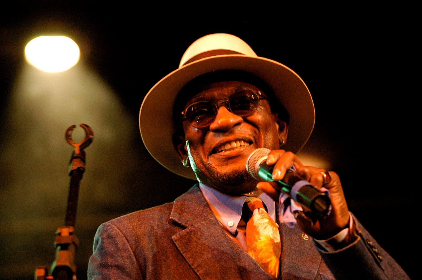 Com apresentações ao lado de ícones do rock, blues e jazz, JJ Jackson é a principal atração em Cunha (Foto: Reprodução)